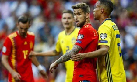 Hasil Akhir Pertandingan Spanyol vs Swedia Euro 2020