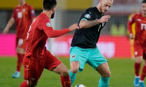 Euro 2020 Austria Vs Mecedonia Utara dengan Skor 3 - 1