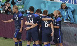 Hasil Pertandingan Euro 2020/2021 Denmark vs Finlandia: Skor 0-1